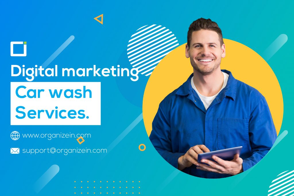 Digital marketing for car wash services