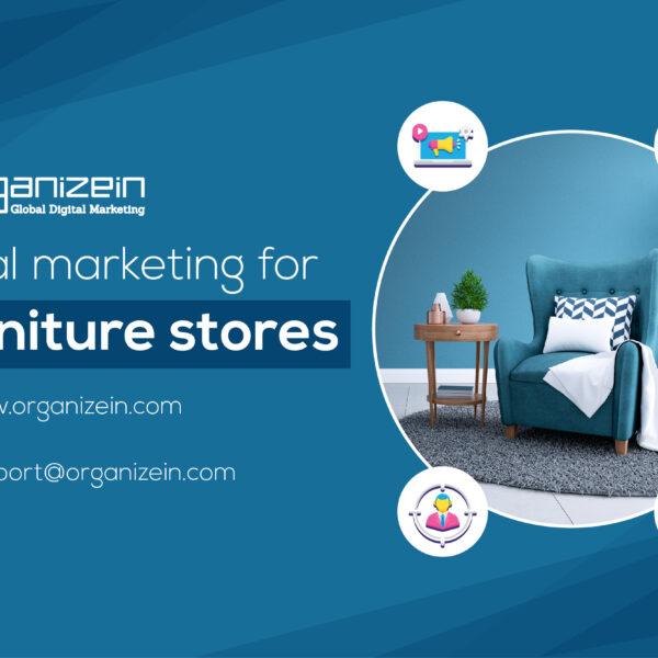 Digital marketing for furniture stores