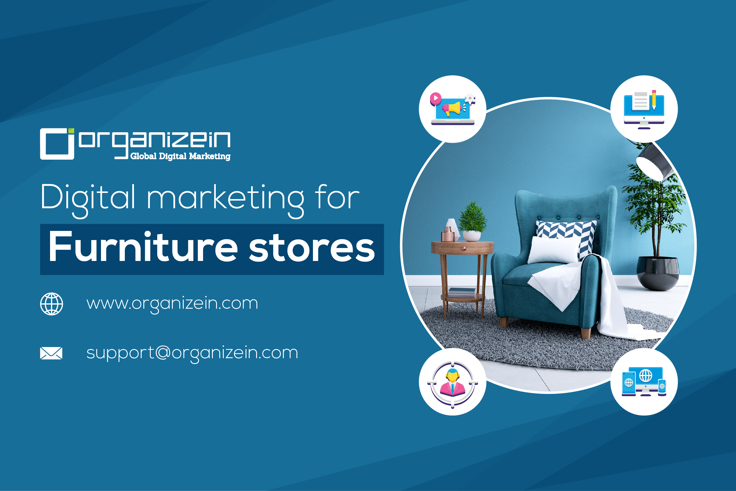 Digital marketing for furniture stores