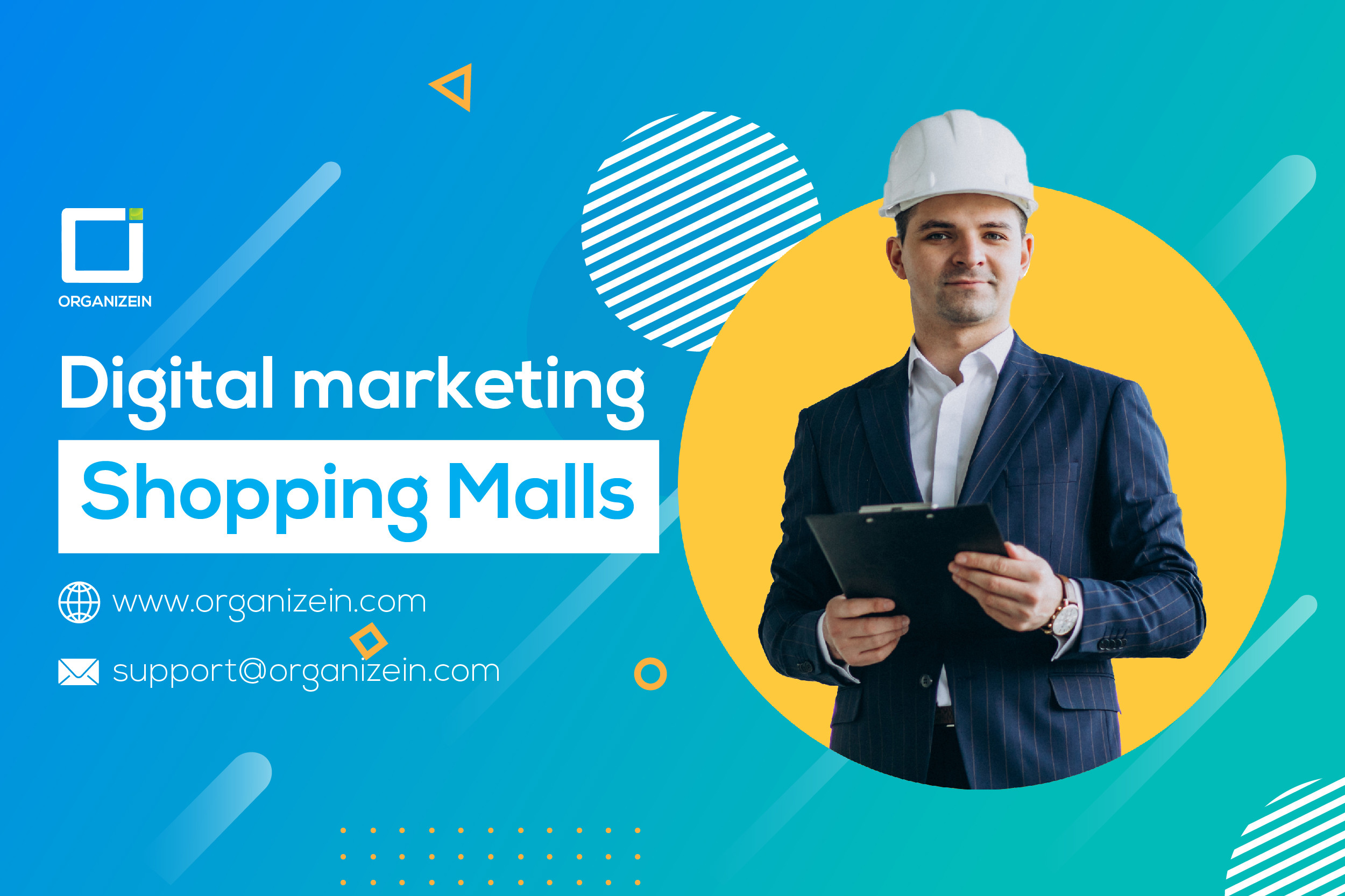 Digital marketing for shopping malls