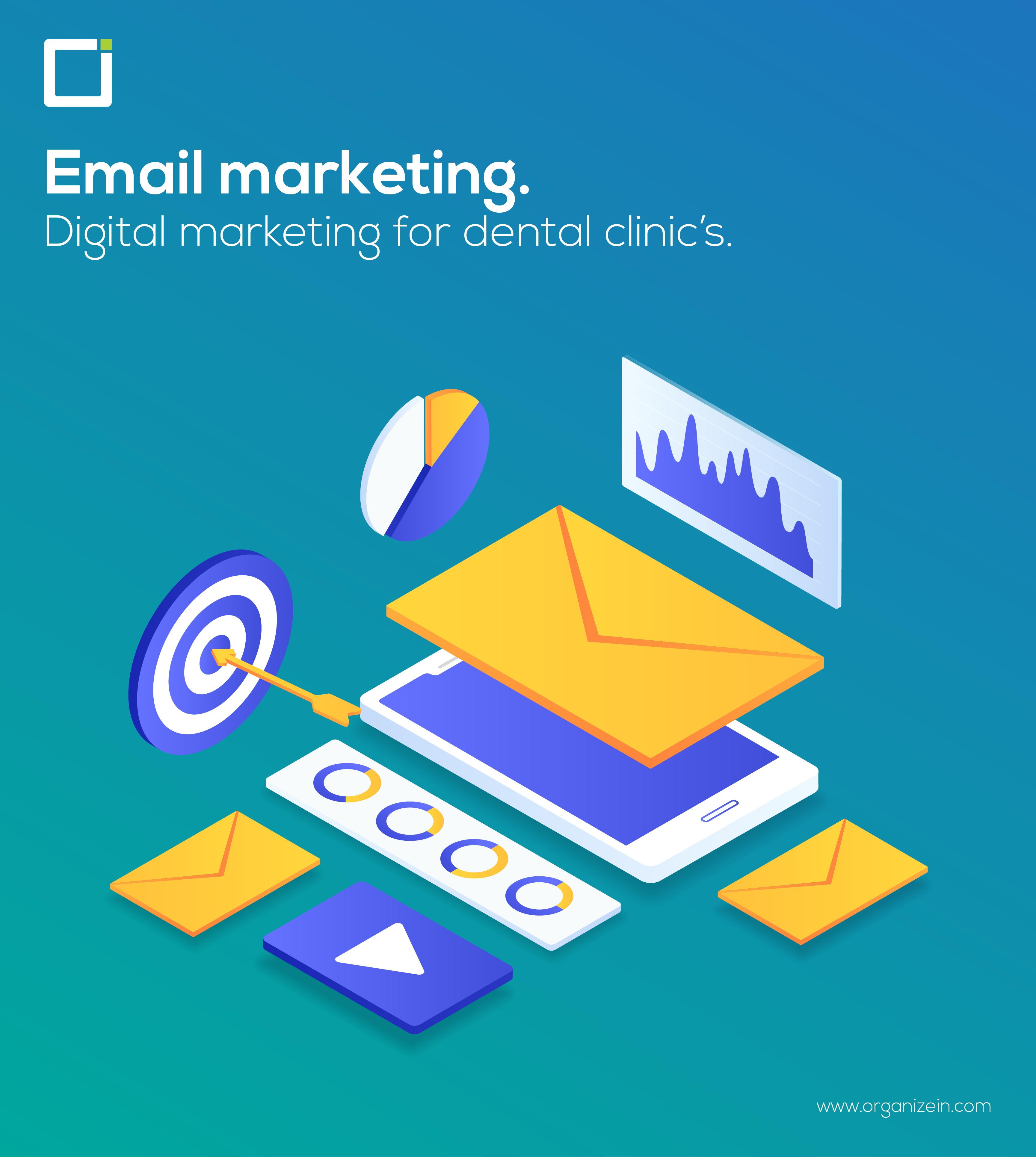 Digital marketing for dental clinics