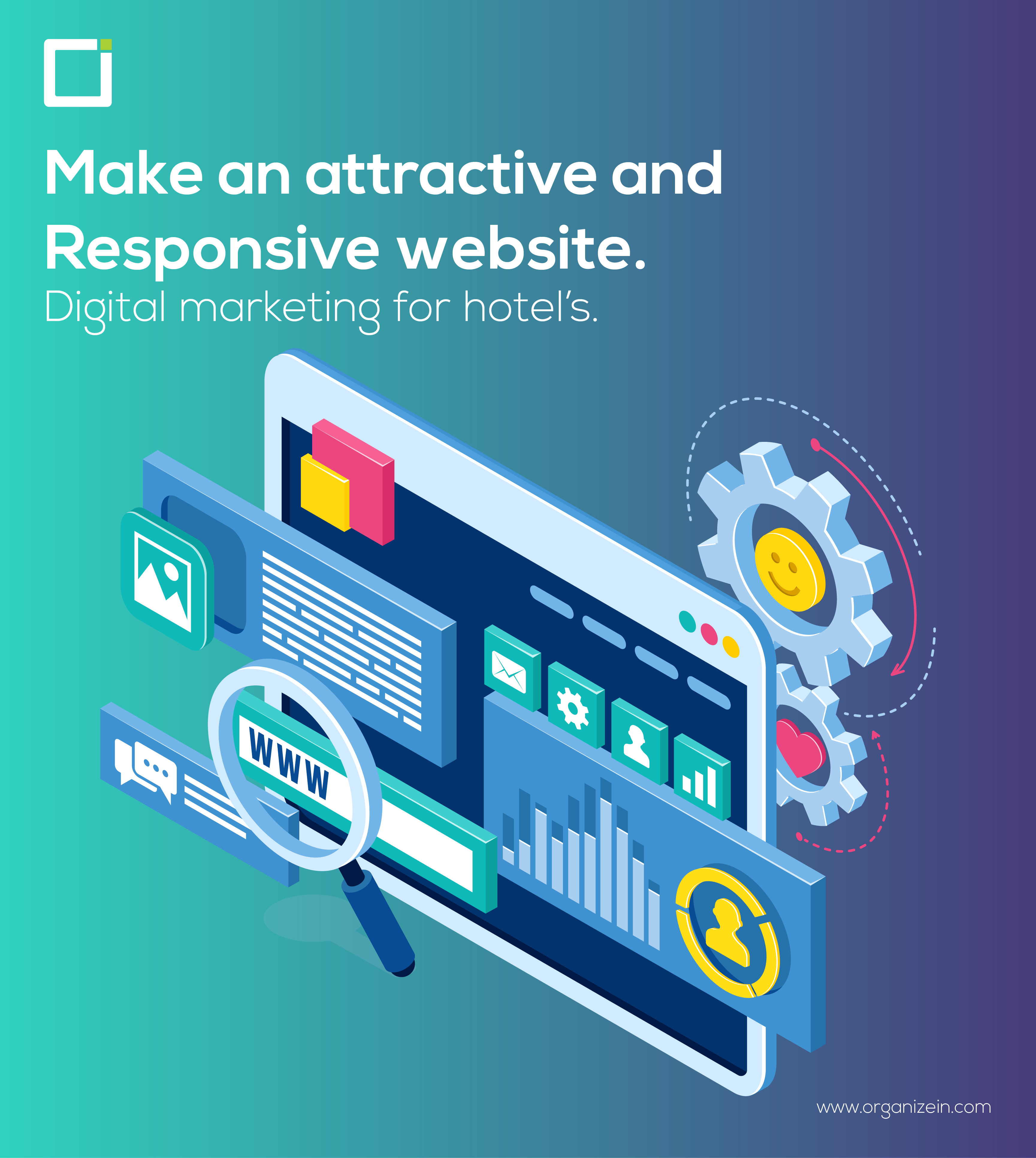Digital marketing for hotels